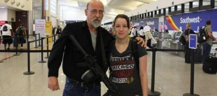 Georgia Congressman Wants a Federal Ban on Guns in Airports