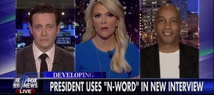 """Kevin Jackson """"Obama was Mooning America with Use of the N-word"""""""