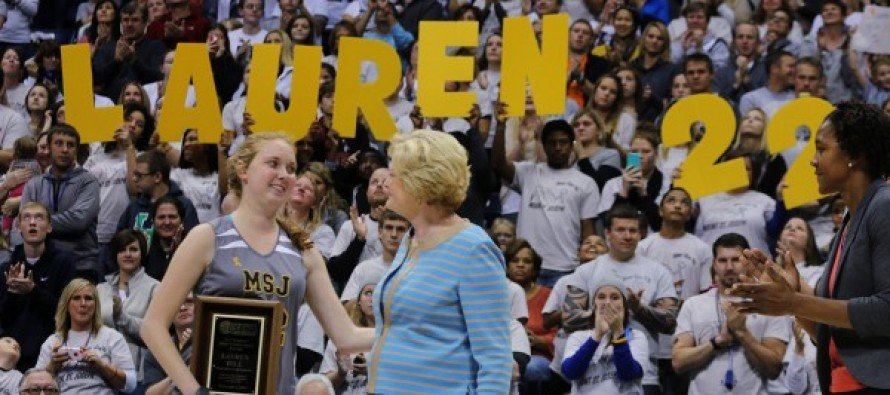 Twitter users call for ESPN to give Arthur Ashe Courage Award to Lauren Hill, not Bruce Jenner