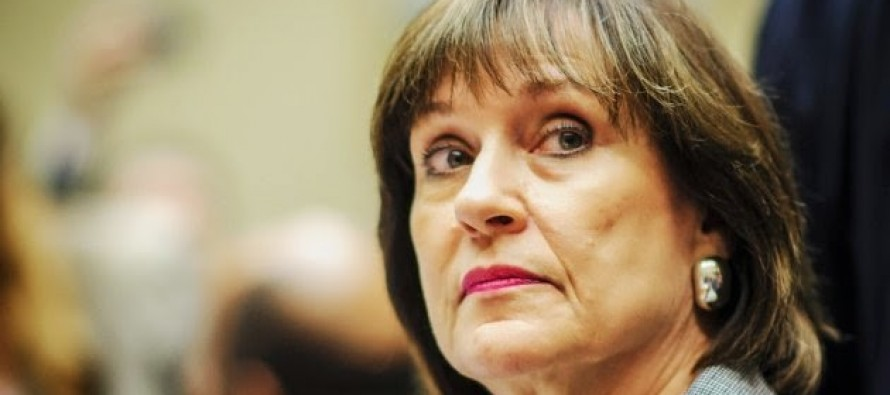The IRS Found 6,400 New Emails From Lois Lerner, But Says They Won't Hand Them Over Because…