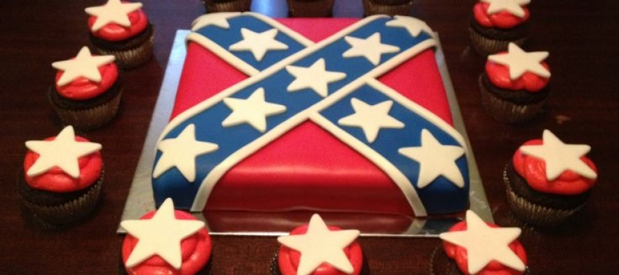 You Need To Go Order A Confederate Flag Cake To Support Free Speech
