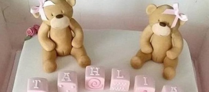Woman demands refund after finding bears on small daughter's cake had 'female genitals'