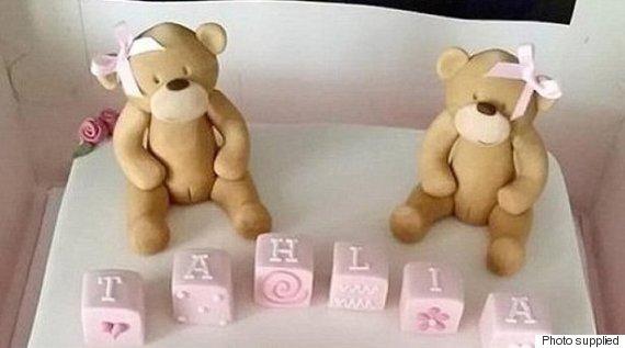 Little Girl Bears