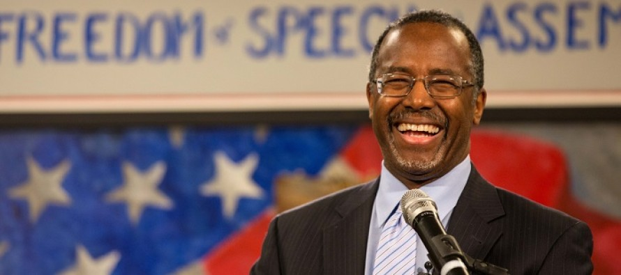 Ben Carson Had a Mic-Dropping Response When an Atheist Denigrated His Belief in God