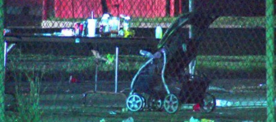 11 People Shot And One Killed At A Block Party On A Basketball Court In Detroit