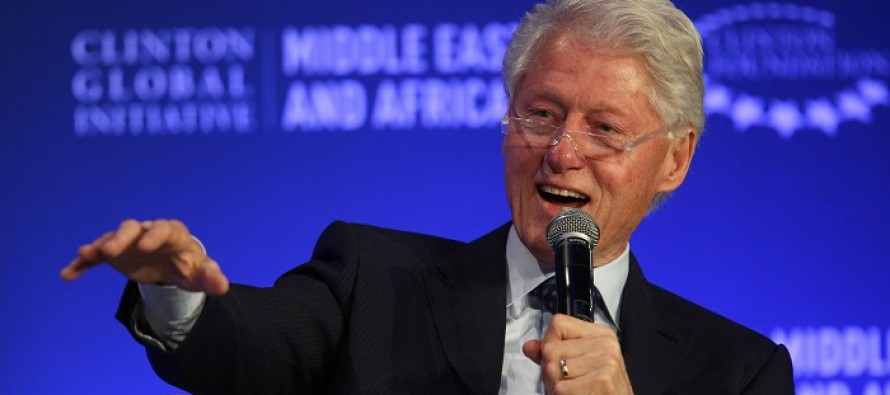 The Clinton Foundation's Fundraising Arm Cashed In as Stockholm Lobbied Hillary on Sanctions