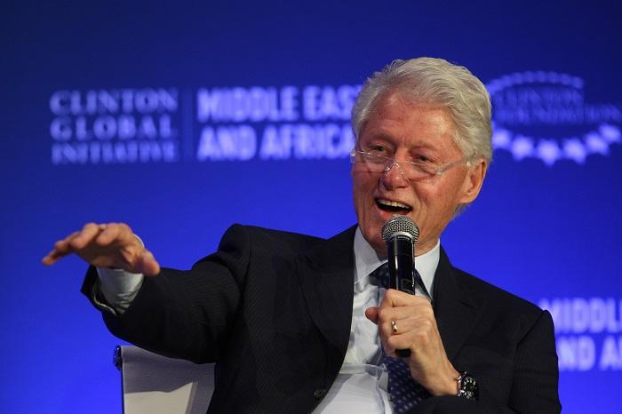 Morocco Clinton