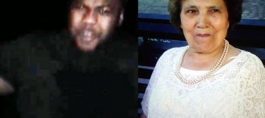 VIDEO: Muslim Decapitated Grandmother, Waved Her Head At Police Screaming 'Allah!'