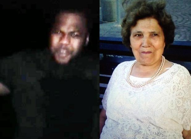Muslim Murders Grandmother