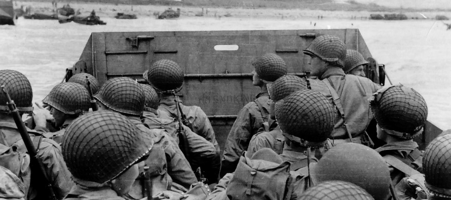 Real bravery and courage by real men occurred 71 years ago today D-Day, Bruce/Caitlyn Jenner?  Get Real!