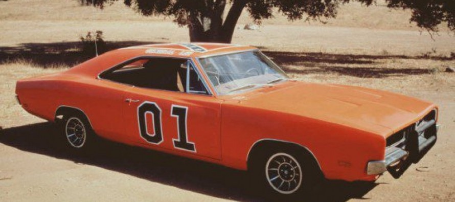 "Warner Bros To Stop Producing General Lee Toy Cars From ""Dukes of Hazzard"""