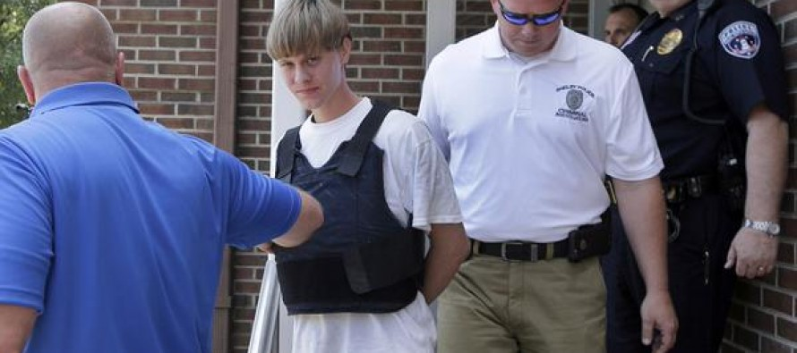 Libs Claim Police Captured Dylann Roof Alive Because of White Privilege