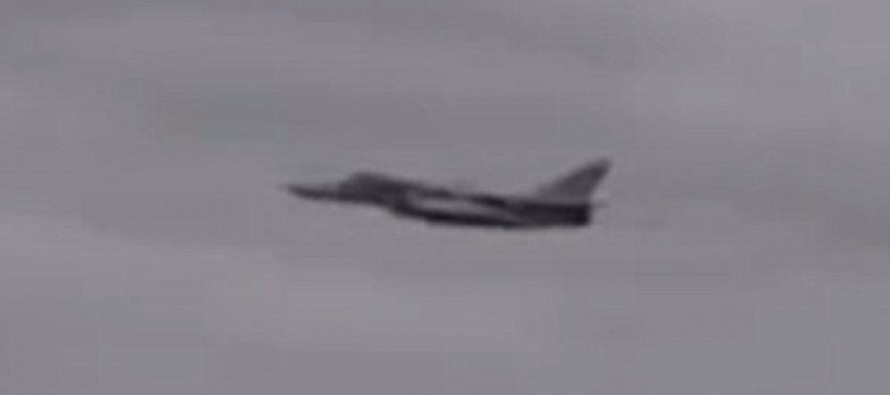Russian Fighter Plane Intercepting Unarmed US Jet Comes Within 10 Feet Of Mid-Air Collision