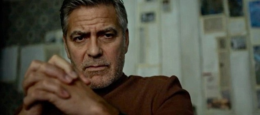 "George Clooney's Anti-Global Warming Film ""Tomorrowland"" on Track to Lose 140 Million Dollars"