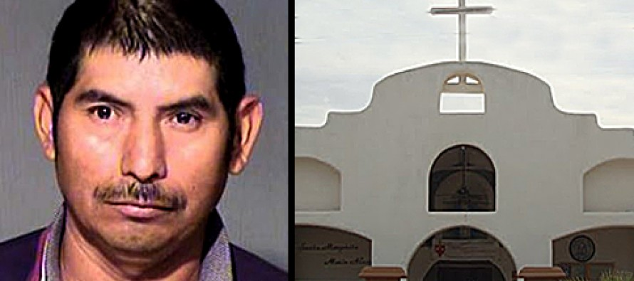 Mexican Illegal Alien Molests 10-Year Old Girl in CHURCH, But Says It's Not His Fault Because…