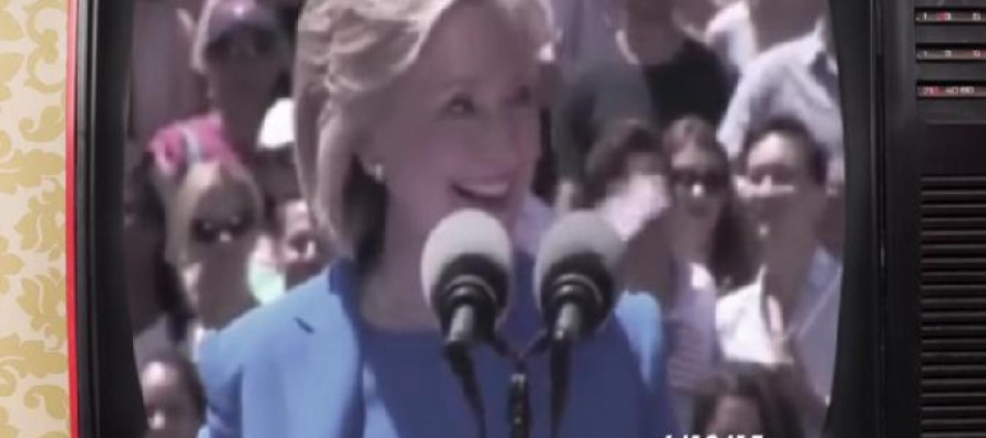 VIDEO: It's Almost As If Hillary's Speech Was Made To Be Slapped Down By Marco Rubio
