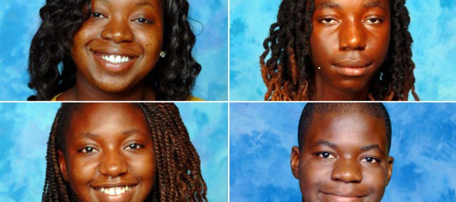 Neighbors Turn Away Three Bleeding Kids Trying to Escape From Their Crazed Mother Who Later Killed Them in a Shooting Rampage