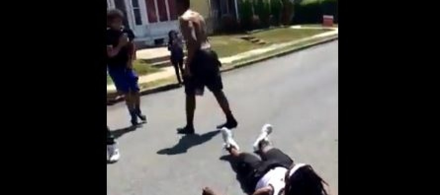 He Wasn't Ready: Fight Ends with a Brutal Knockout