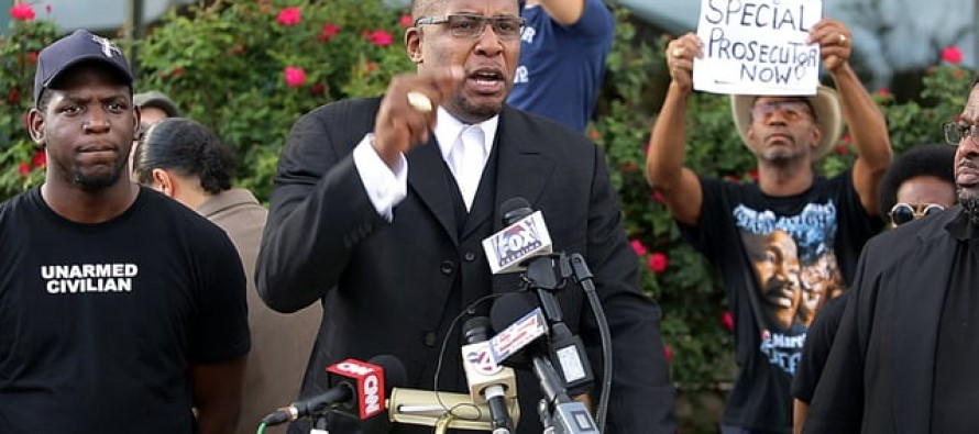 Black Panther Ex-Chairman: Complete the Charleston Slave Rebellion's Plan to Kill All the Slave Masters