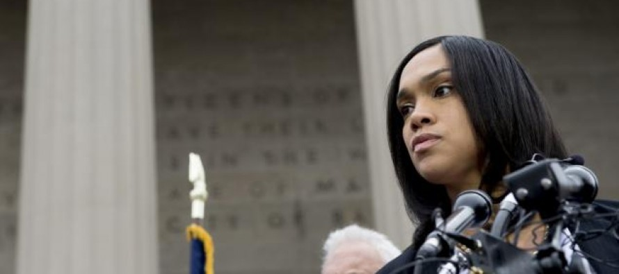 Baltimore prosecutor Marilyn Mosby wants to block release of Freddie Gray autopsy: report: Could finding not match narrative of his neck being 80% severed?
