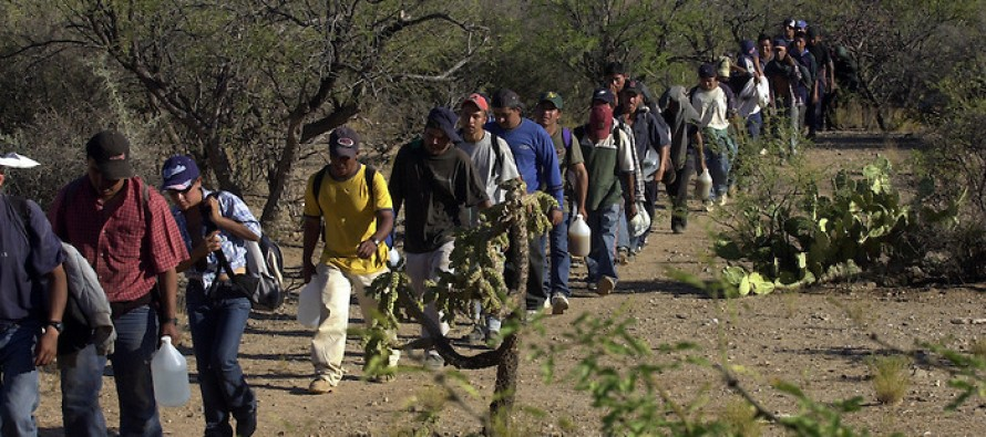 Mexico Is Whining About Increased Texas Border Enforcement, Claims It 'Promotes Division'
