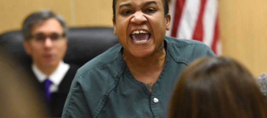 Black Lives Didn't Matter to Detroit Monster Mom: Mitchelle Blair screams in court that she killed her children