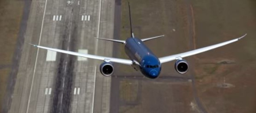 You've Never Seen A Plane Take-Off Like This Before