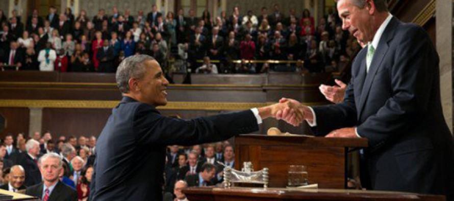 Boehner Kicks Three Conservative Off Whip Team For Opposing Obamatrade