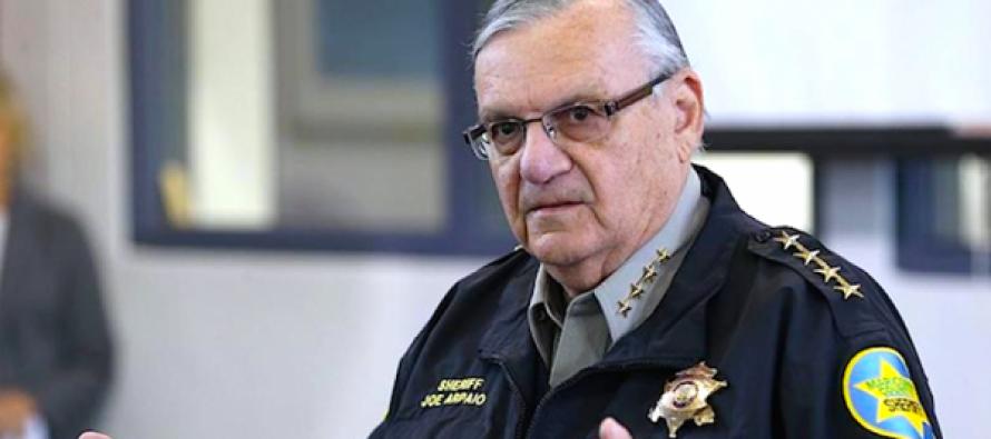 Sheriff Joe provides armed posse to protect black churches