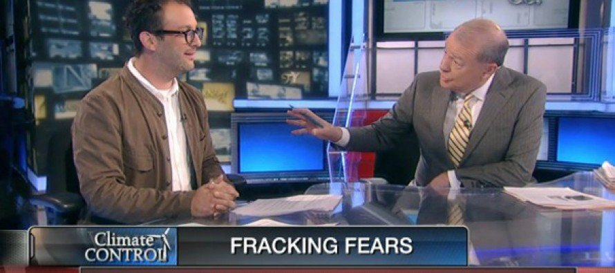 Fox Host Ends Fracking Segment After Guest Makes This Eight-Word Accusation