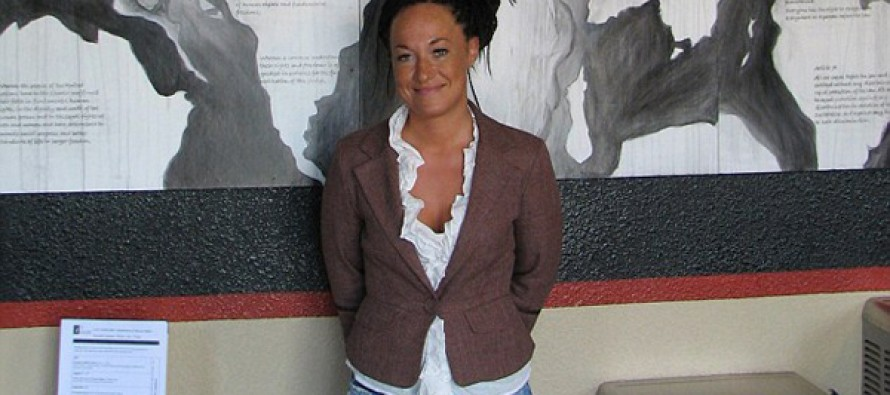 Rachel Dolezal sued Howard University for ANTI-WHITE discrimination – FIVE YEARS before pretending to be black