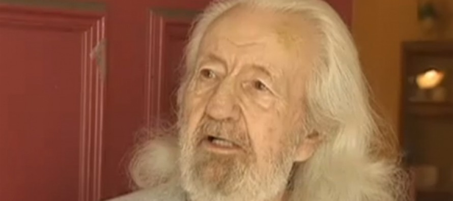 When Home Intruder Got Aggressive, Elderly Man Told His Grandson What He Needed to Do