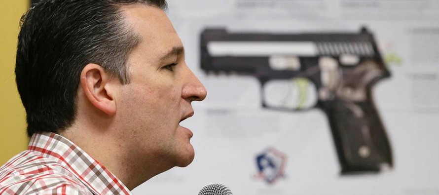 """""""Don't Insult Our Intelligence"""": Ann Coulter Rips the Associated Press Over the Ted Cruz Gun Photo (WATCH)"""