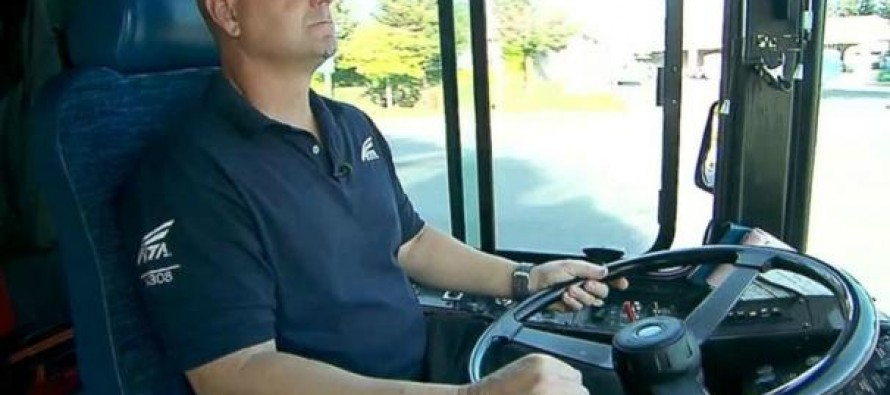 Heroic Bus Driver Saves Kidnapped 3 Year Old