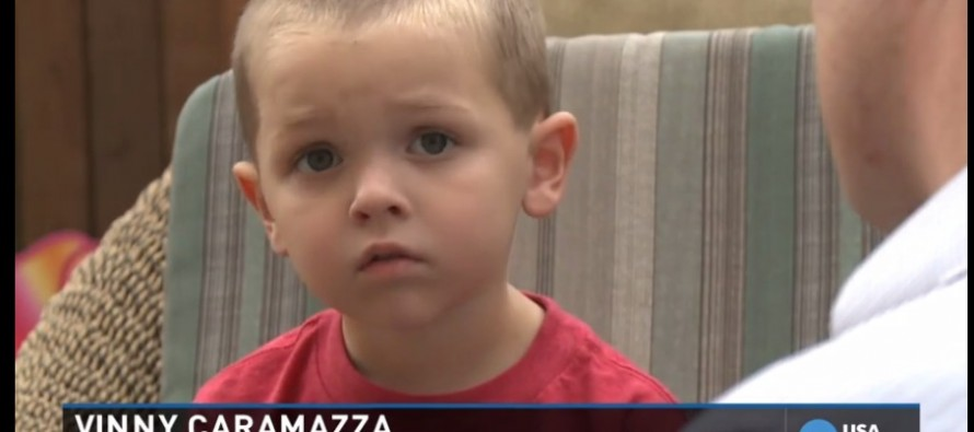 VIDEO: Pregnant Mom Made A Dangerously Common Mistake When Her Son Was Bit By a Snake