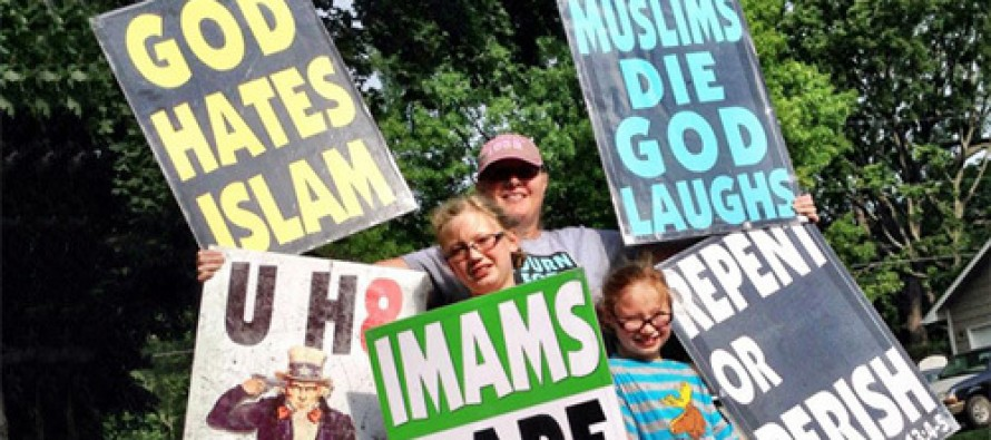 Westboro Baptist Church Says It's Going to Iraq So They Can Protest ISIS