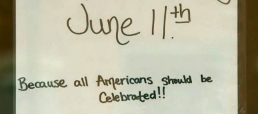 """Yesterday was """"White Appreciation Day"""" At Hispanic BBQ Joint and the Response Was…"""