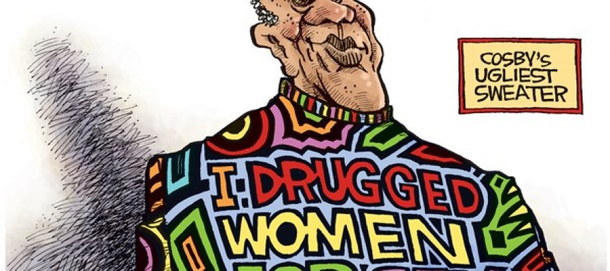 Cosby Ugly Sweater (Cartoon)