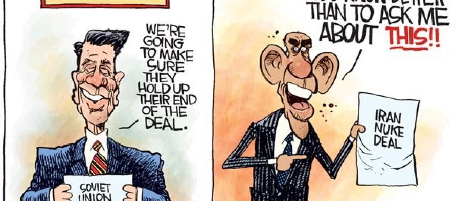 Trust But Vilify (Cartoon)