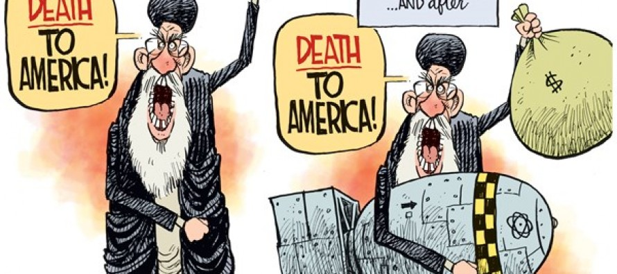 After Iran Deal (Cartoon)