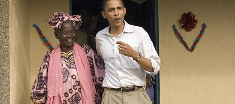 Dog On the Menu Again? Barack Obama's Grandmother Says He'll Eat Whatever She Prepares