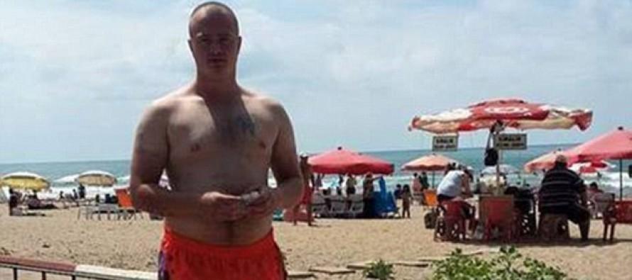 DISTURBING: ISIS Jihadi Pictured Posing in Swimming Trunks at Turkish Resort