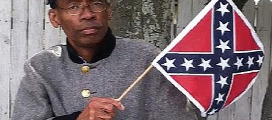 Al McCray Defends the Confederate Flag as a Black Member of a Veteran Group