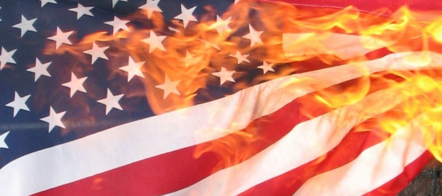 Only 47% Of Democrats Are 'Extremely Proud' To Be American This 4th Of July