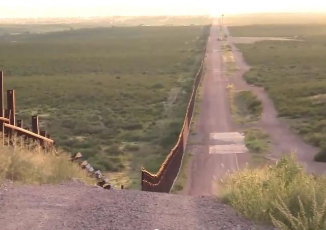 Arizona Border Fence
