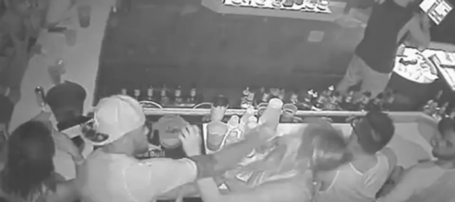 Video: Florida State Quarterback Punches Woman In The Face After She Punches Him