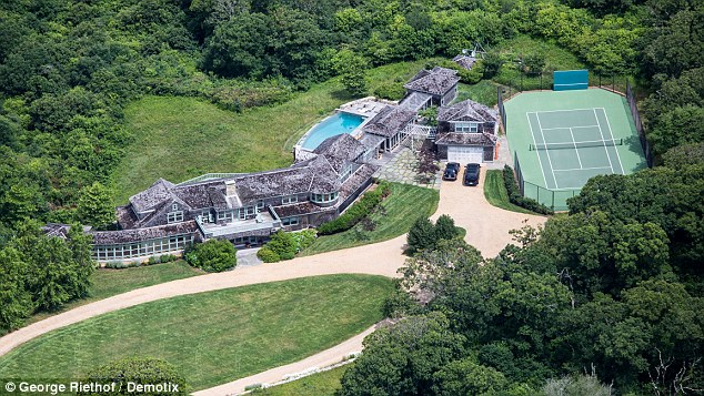 Barack Obama Vacation Cottage