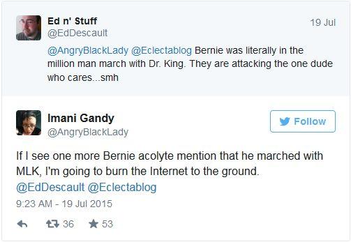 Bernie Sanders1