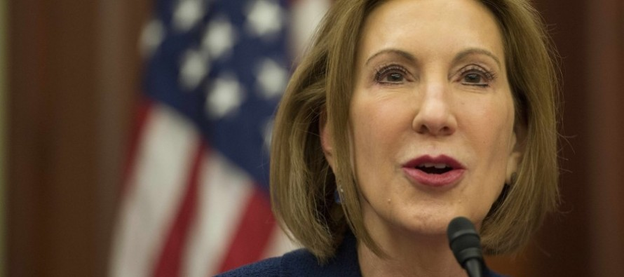 Carly Fiorina explains Trump is 'tapping into an anger' that Americans are Feeling [WATCH]