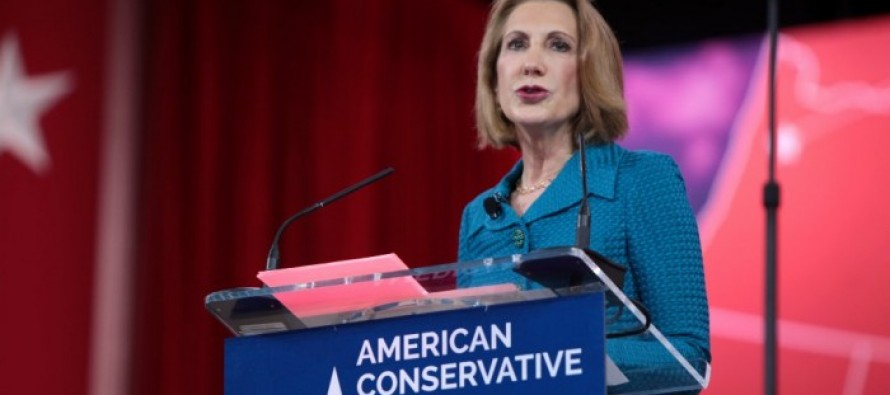 Carly Fiornia Takes Abortion Issue Head On, Rips Clinton's Position to Pieces [Video]